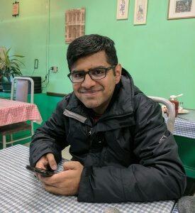 Vikas Menghwani