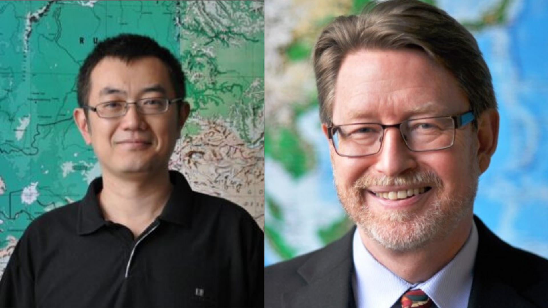 Xiaojun Li & Paul Evans