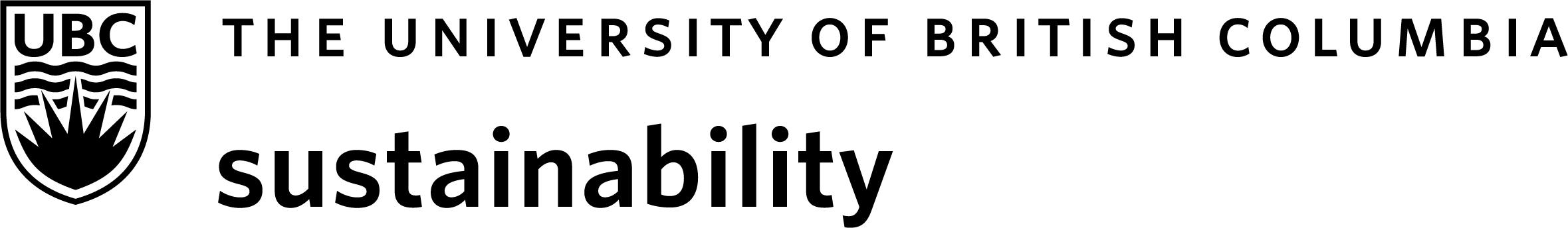 UBCSustainability Logo
