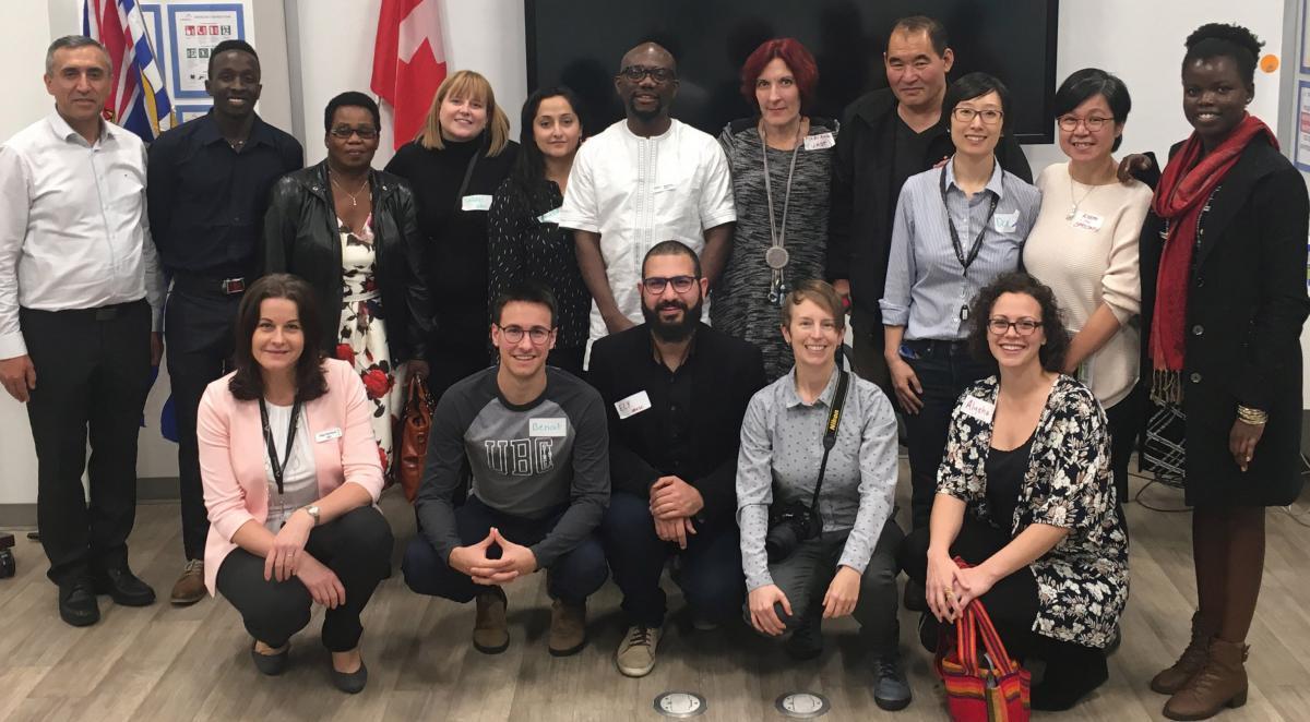 Community-UBC Refugee & Migration Working Group
