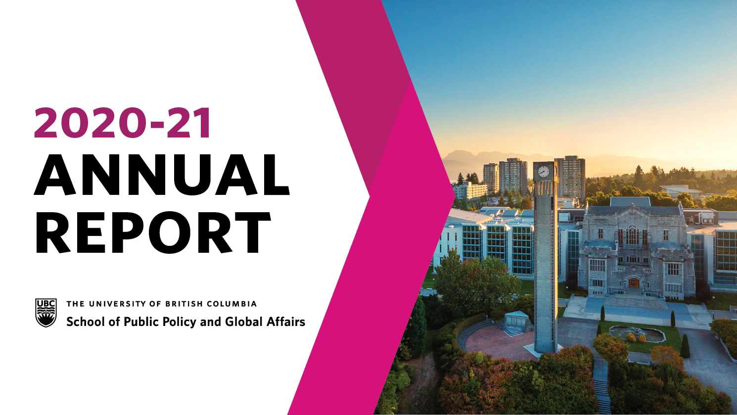 2020-2021 Annual Report Promotion